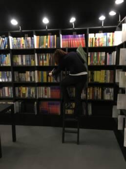 Christian Boltanski Installation à Paris