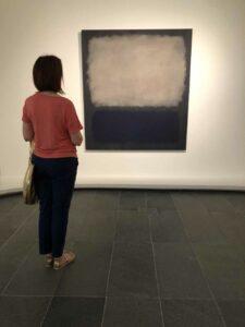Blue and Grey 1962 Mark Rothko