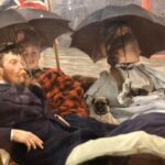 James Tissot's painting