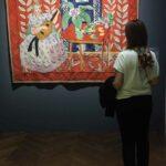'La femme au luth' di Henri Matisse
