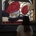 'Les femmes à leur toilette' di Pablo Picasso
