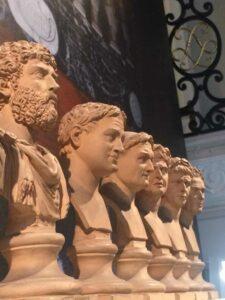 Busti terracotta