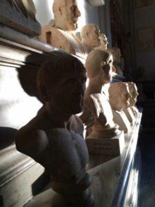 Busti marmo classici