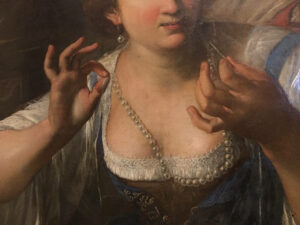 Mani. Angelo Caroselli Allegoria della Vanità (Roma 1585-1652)