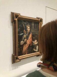 El Greco Quadri Antichi à Parigi