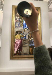 Pala d'Altare Antica di El Greco