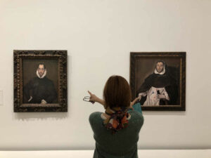 Arte Antica El Greco a Parigi