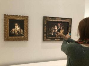 La Grande Arte del 1500 El Greco al Grand Palais di Parigi
