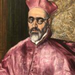 Portrait du grand-inquisiteur le cardinal Fernando Nino de Guevara