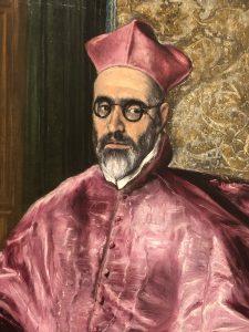 El Greco a Parigi Cardinale Nino de Guevara