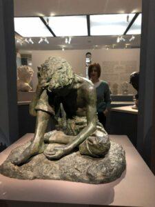 scultura in bronzo Vincenzo Gemito