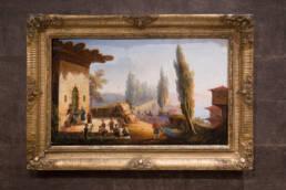 Peinture orientaliste Ecole française