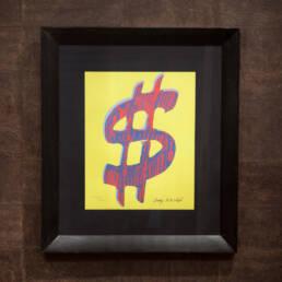 Litografia Andy Warhol