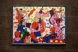 Antoh Italian painter
