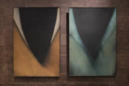 Paire de tableaux Rurik