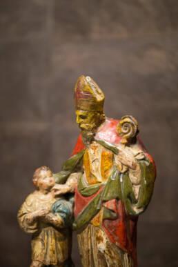 Sant' Agostino Scultura