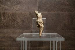 sculpture en buis italienne du XVIIIe siècle