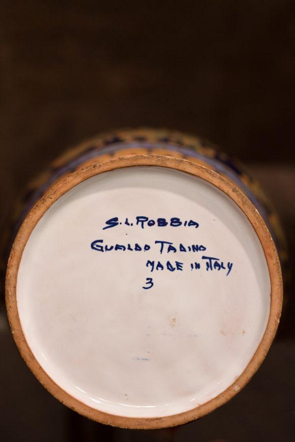 Coppia Vasi Ceramica Gualdo Tadino