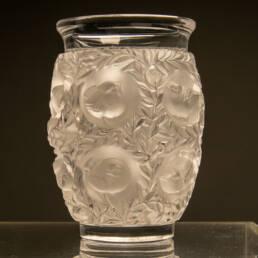 Vase Bagatelle en Cristal de René Lalique