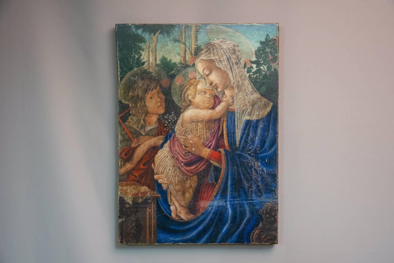 Umberto Giunti Madonna con Bambino