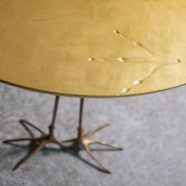 Tavolo Ovale Traccia di Meret Oppenheim