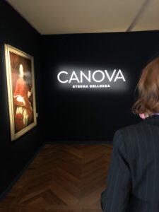Expo Canova Beauté Éternelle Musée de Rome