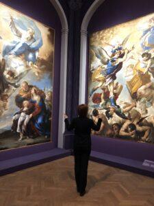 San Michele Arcangelo e la caduta degli angeli ribelli