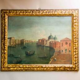 Venise Grand Canal  Tableau