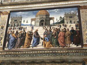 Musées du Vatican Le Perugin