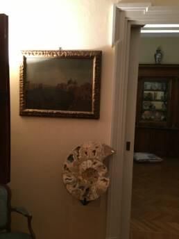 Quadro Antico Venezia XVIII Secolo