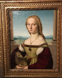 Raphaël architecte et peintre de la Renaissance.