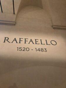 Rome Raffaello Sanzio 1520 - 1483
