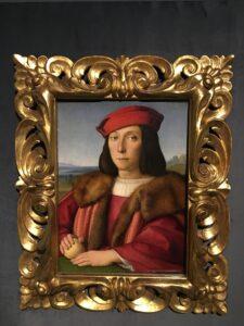 Raffaello Sanzio 1520 - 1483 in Rome