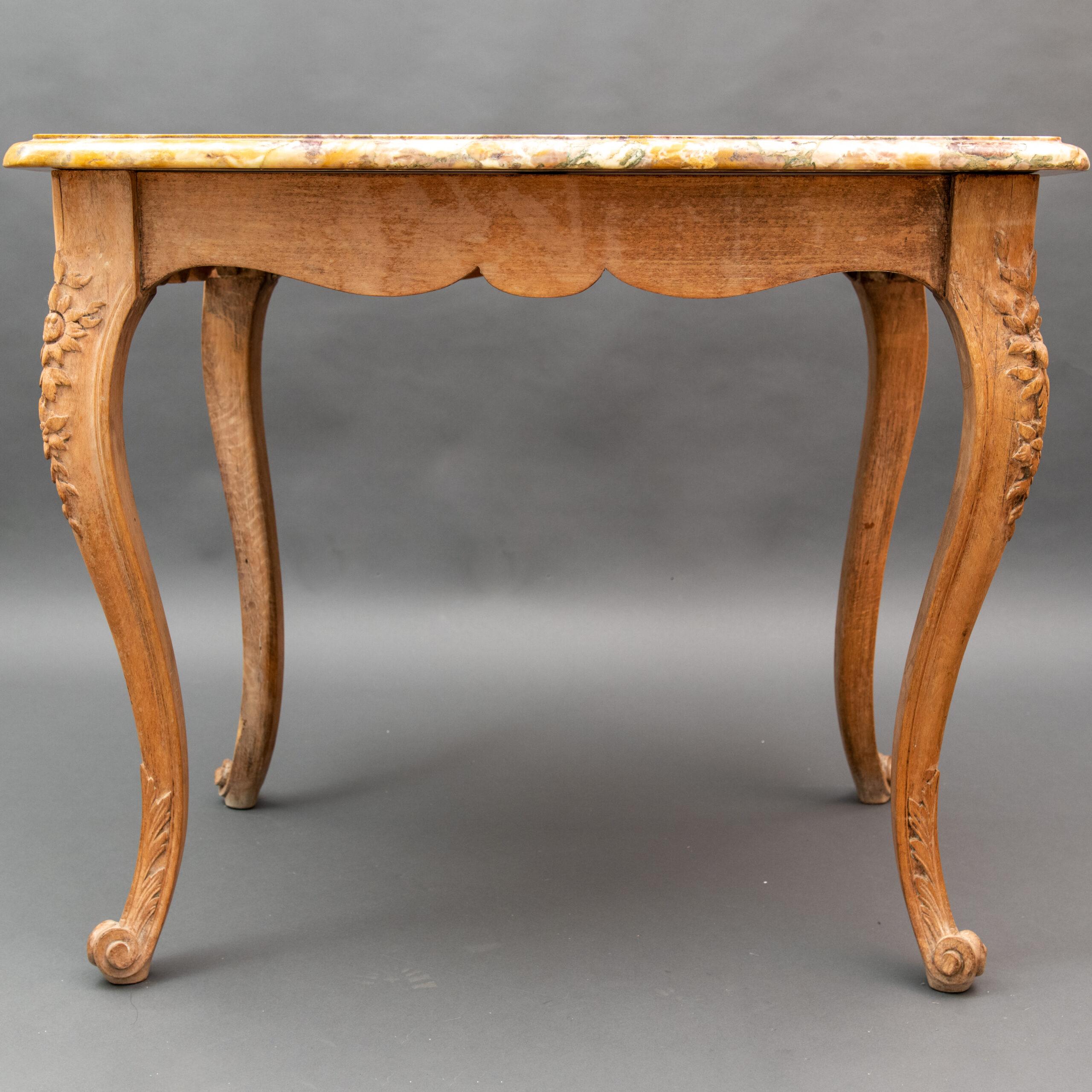 Tavolo da Centro Francese Stile Luigi XV