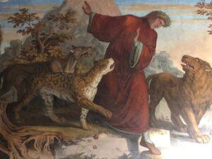 The Nazarenes at the Casino Massimo Lancellotti