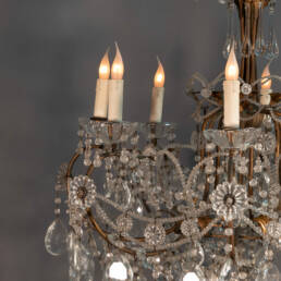 Exceptional Palace Chandeliers from 19th Century