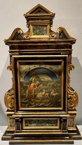 Orologio notturno del romano Filippo Lauri
